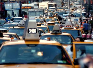 World-Class-Traffic Jam-Times-Square-traffic-jam-in-NewYorkCity