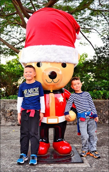 Woody Doll Tamsui Monuments Museum Christmas 1 2