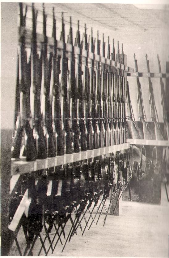 Tamsui weapon firearms in 228 Incident of Taiwan 01 2